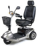 Prowler Mobility Scooter, 3 Wheel, 22
