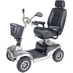 Prowler Mobility Scooter, 4 Wheel, 22
